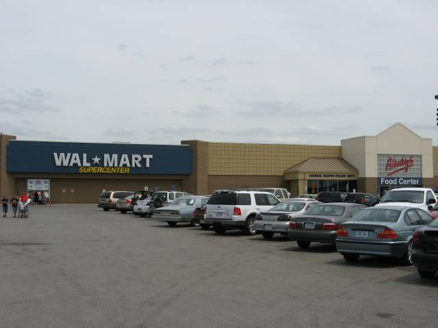 Wal-Mart in Council Bluffs