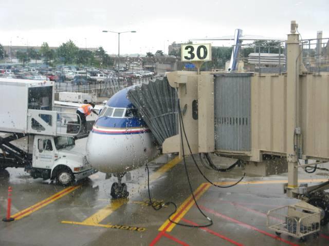 Gus' airplane