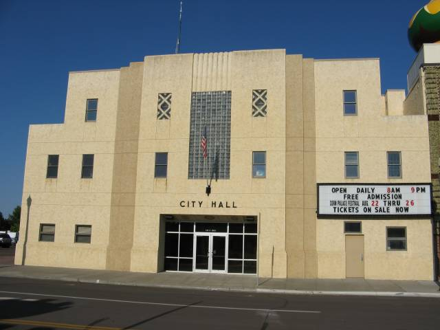 Mitchell City Hall
