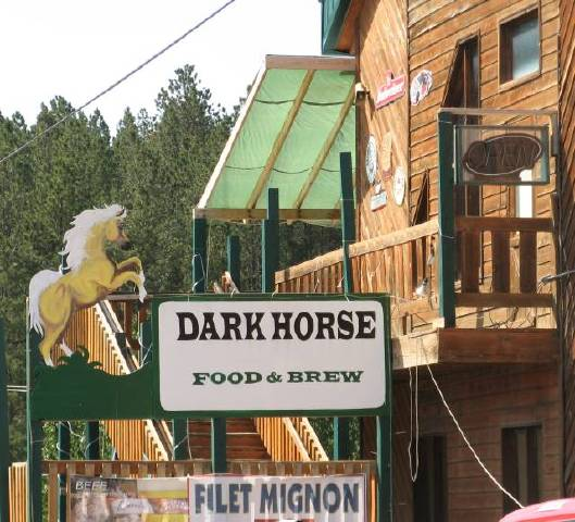 Dark Horse Food and Brew
