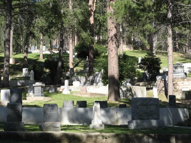 Mt. Moriah graves