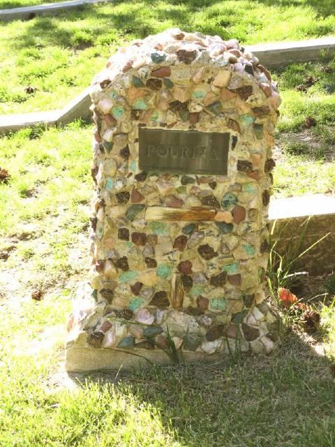 Mt. Moriah grave