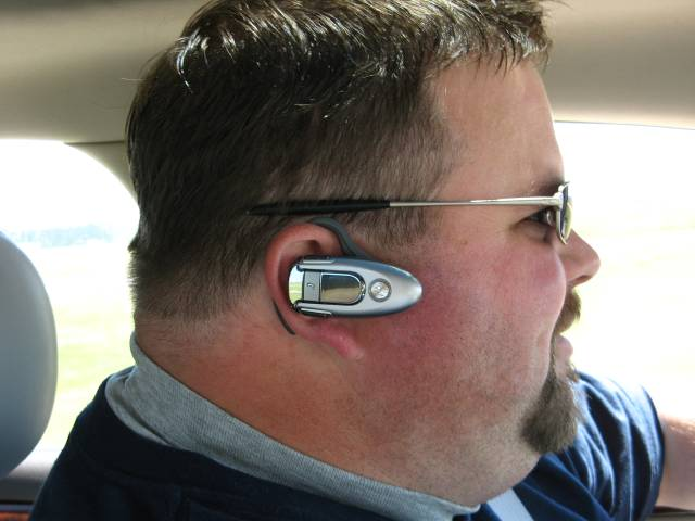 Gus with bluetooth