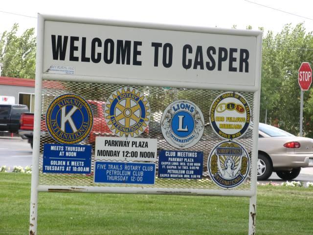 Casper WY
