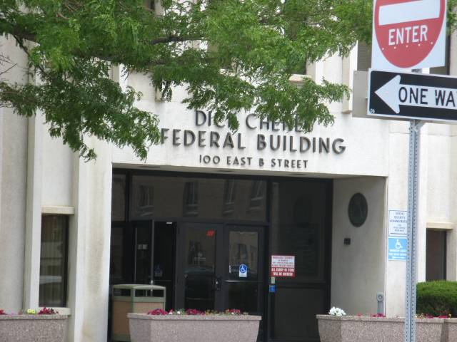 Dick Cheney Federal Building